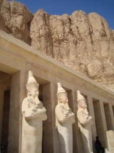 Hatshepsut Temple - Valley of the Queens