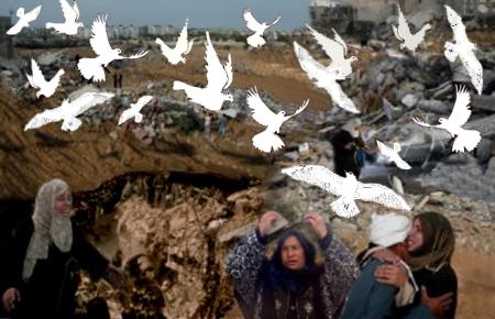 palestinian-wreckage