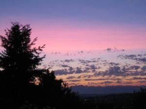 Kitsap sunset 2