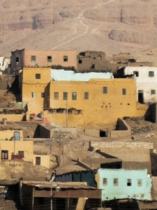 Thebes village