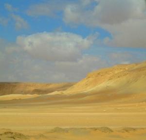 western desert glow - Egypt